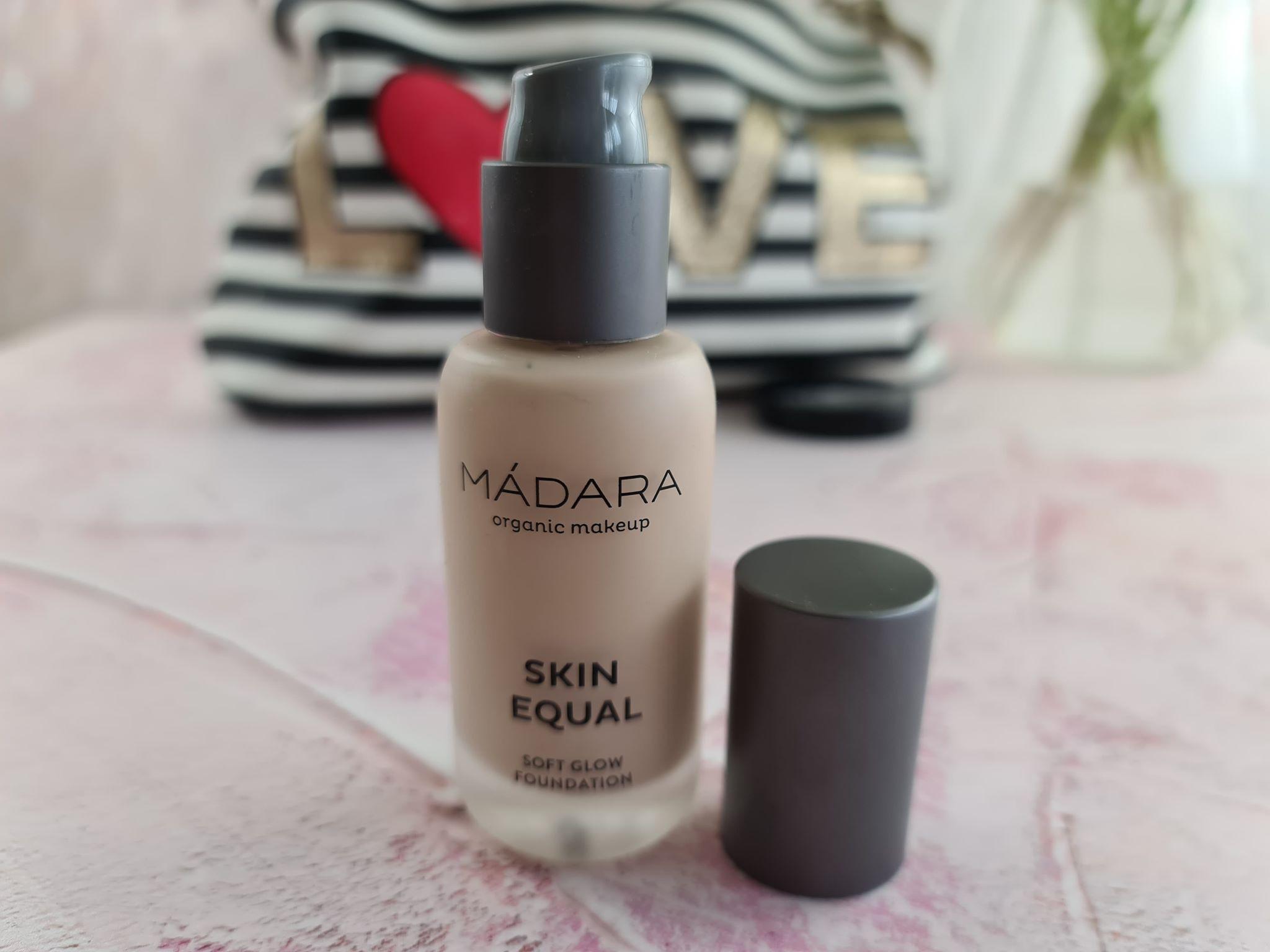 Madara Skin Equal Soft Glow Foundation - #20 Ivory review